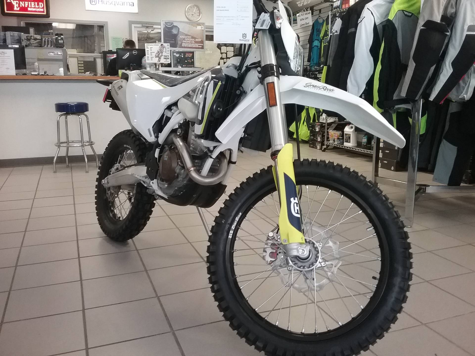 2018 Husqvarna FE 350/350 S in Cape Girardeau, Missouri - Photo 4