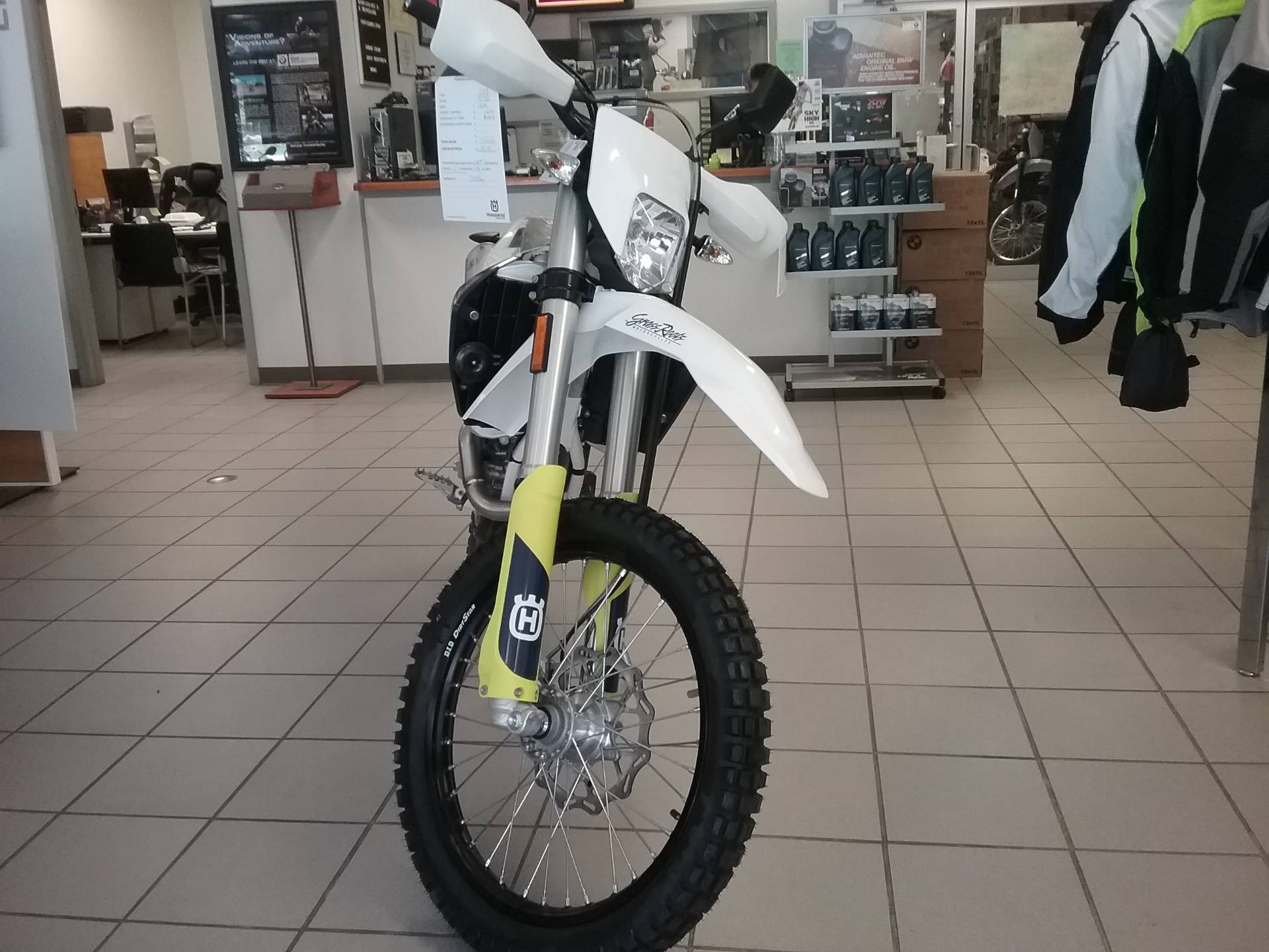 2018 Husqvarna FE 350/350 S in Cape Girardeau, Missouri - Photo 5