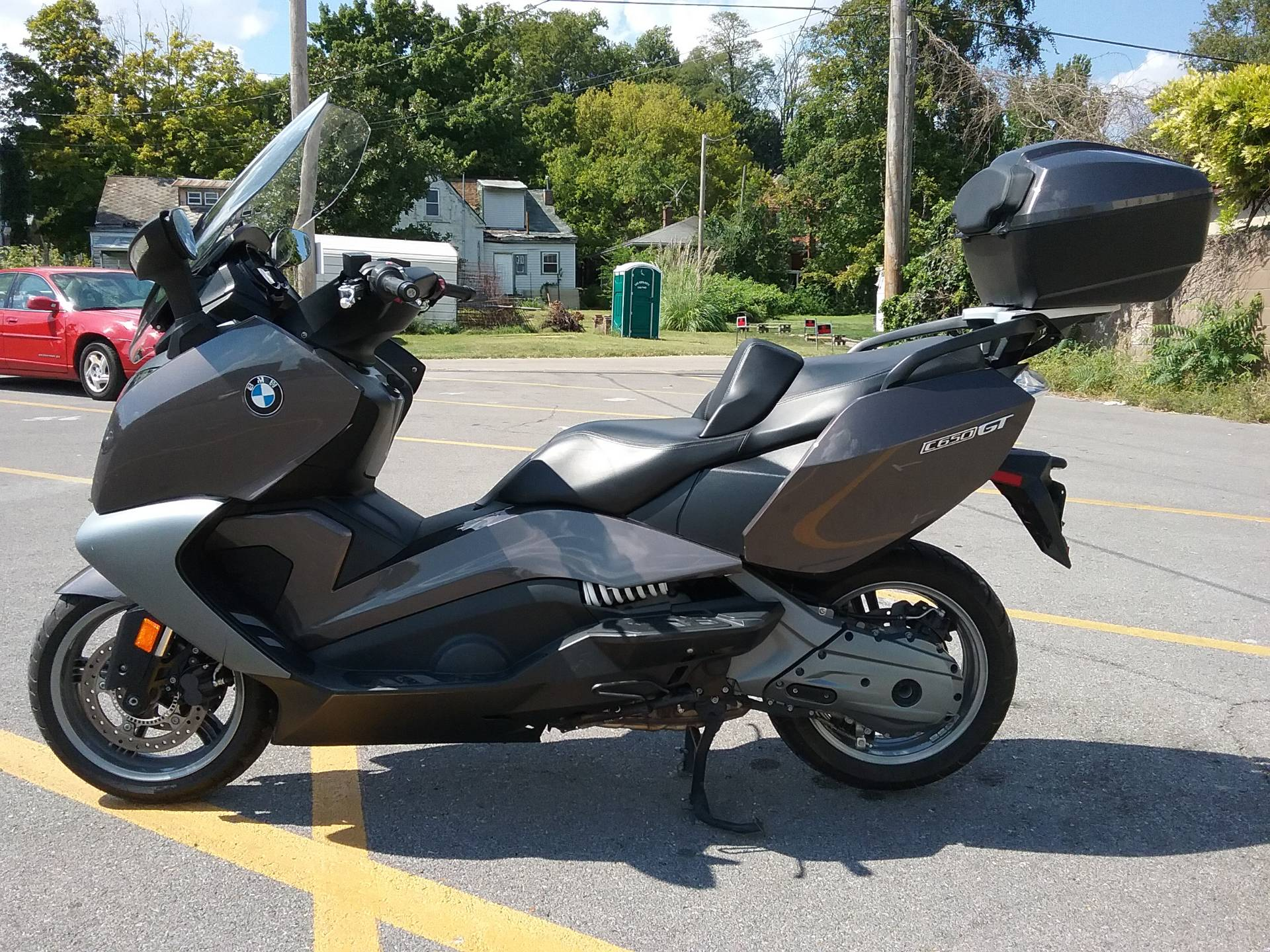 2014 BMW C 650 GT in Cape Girardeau, Missouri