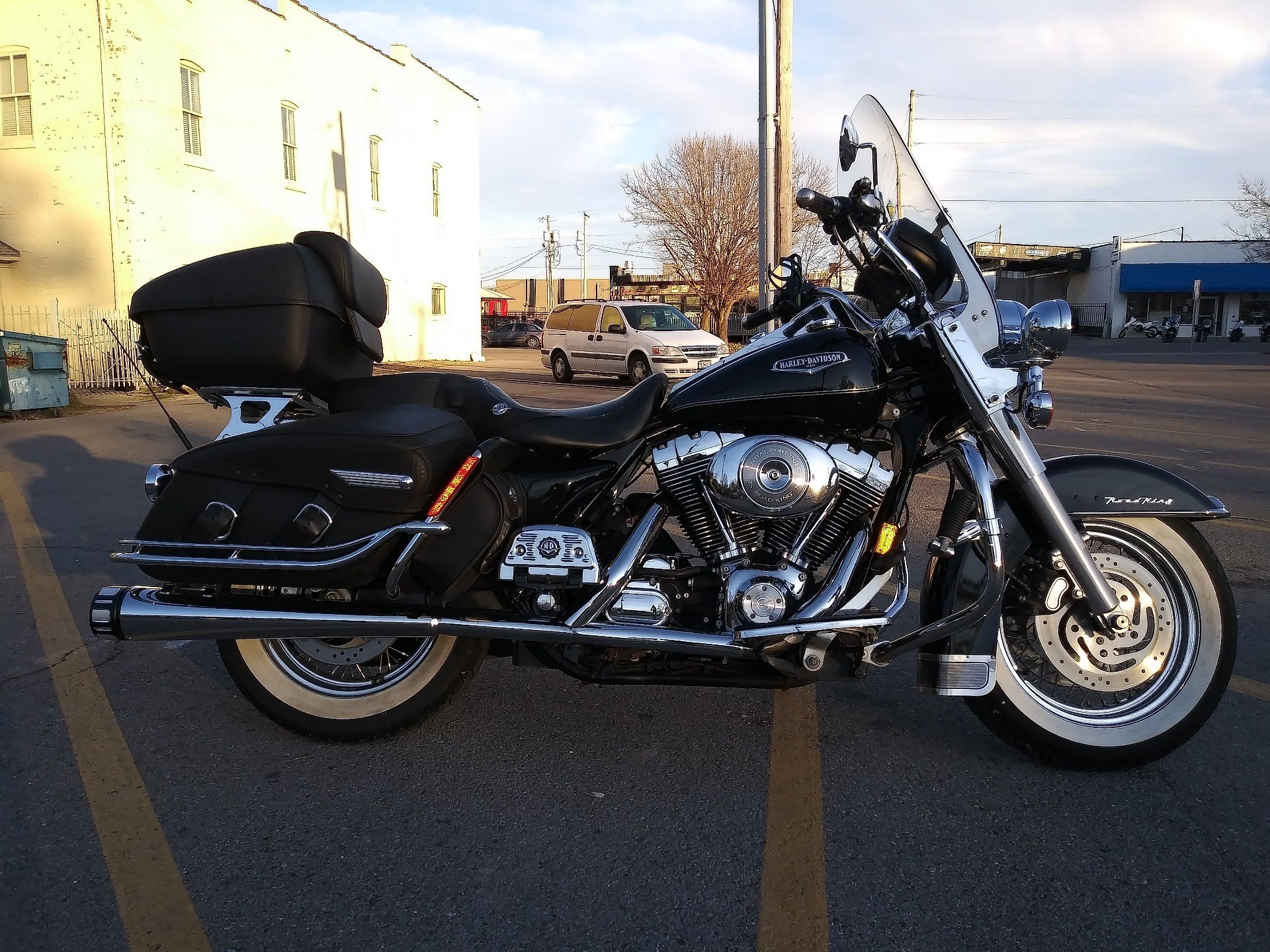 2005 Harley-Davidson FLHRCI Road King® Classic in Cape Girardeau, Missouri - Photo 1