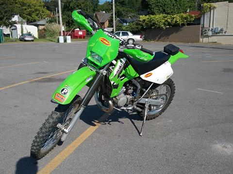2003 Kawasaki KDX 220R in Cape Girardeau, Missouri - Photo 3