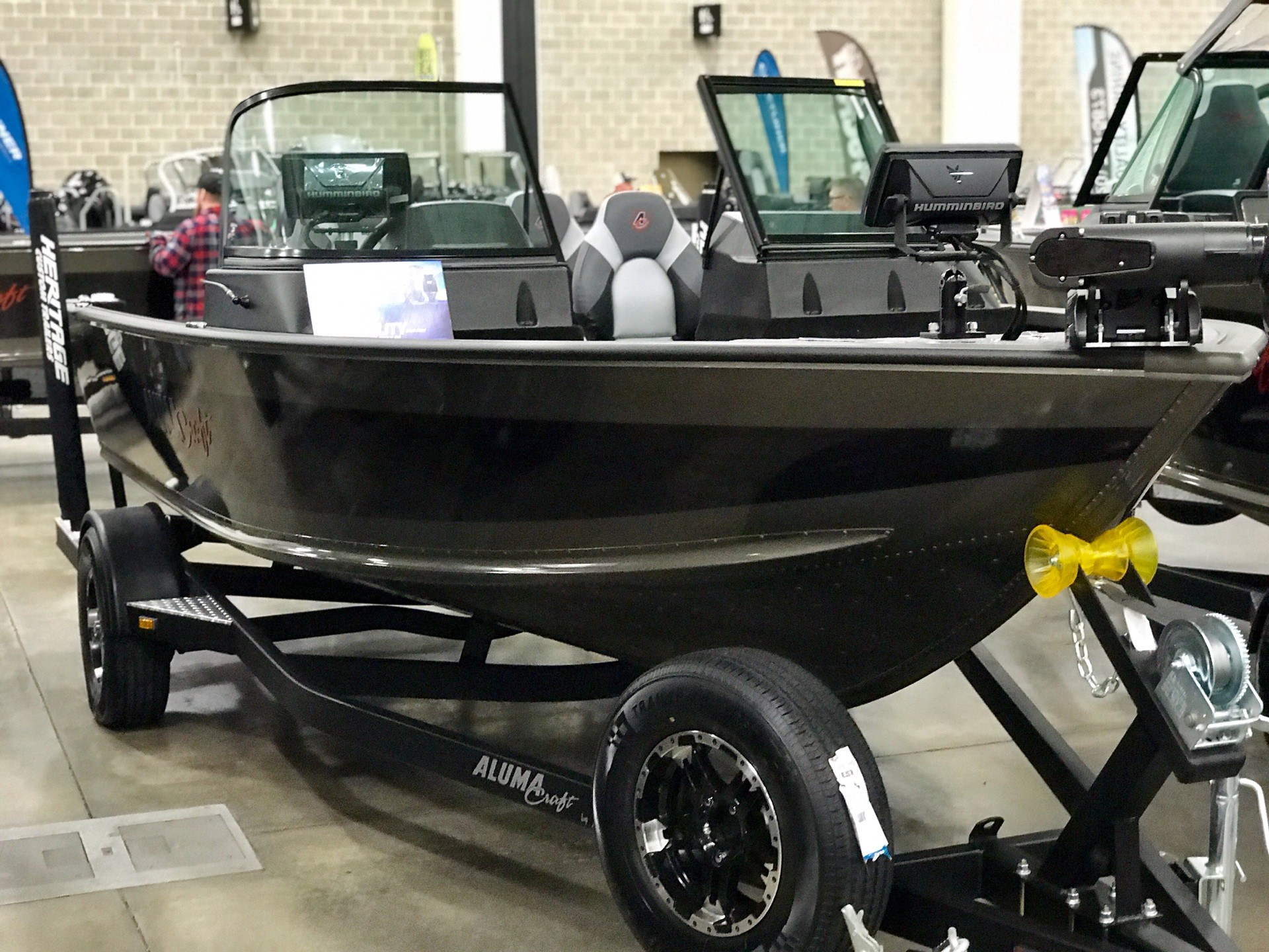 2019 Alumacraft COMP 185 SP in Edgerton, Wisconsin - Photo 1