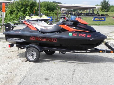 2010 Sea-Doo RXT®-X™ 260 in Edgerton, Wisconsin