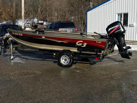 2010 G3 Boats V167C in Edgerton, Wisconsin