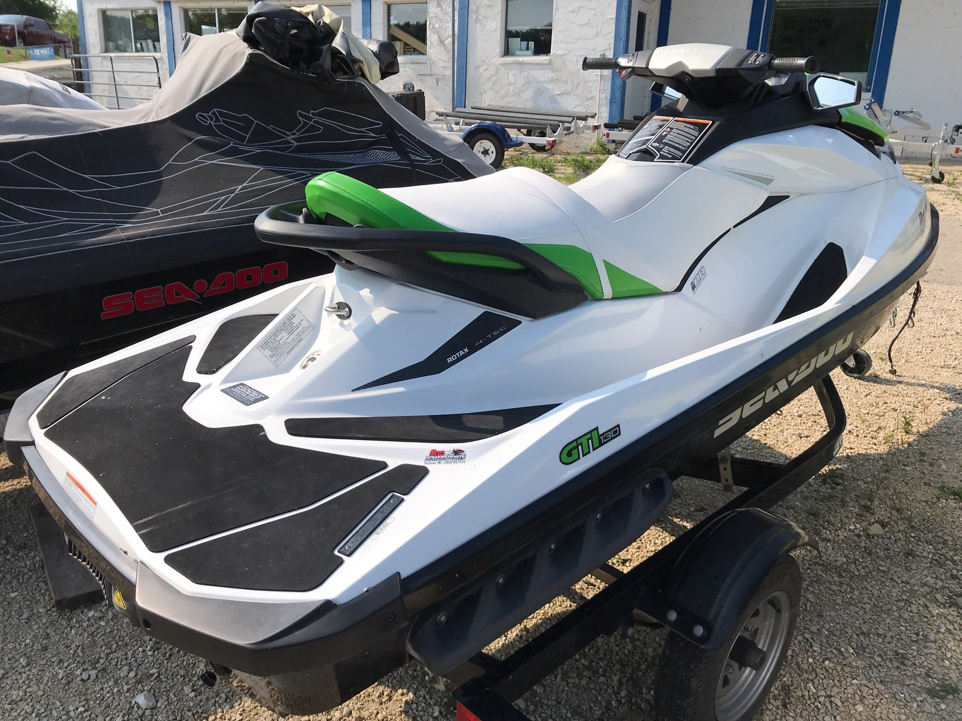 2013 Sea-Doo GTI™ 130 in Edgerton, Wisconsin - Photo 3