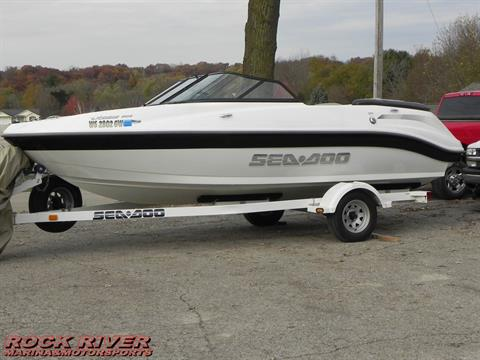 2005 Sea-Doo Sport Boats Utopia 205 in Edgerton, Wisconsin