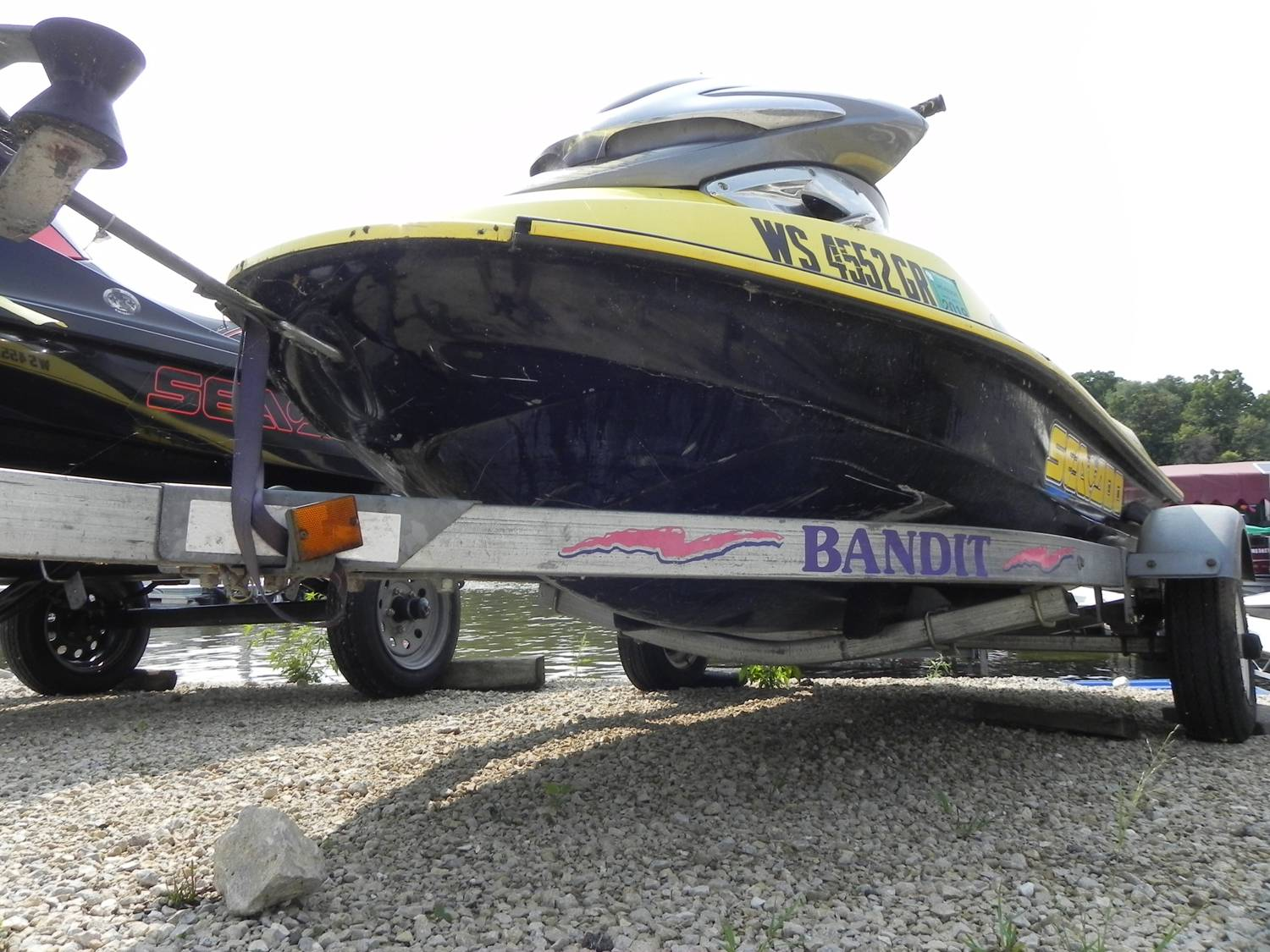 2004 Sea-Doo RXP in Edgerton, Wisconsin