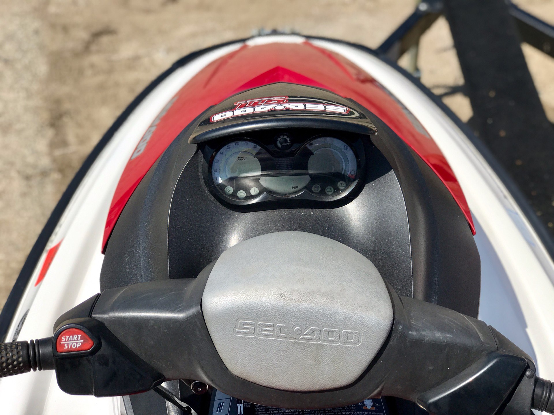 2008 Sea-Doo GTI™ SE 130 in Edgerton, Wisconsin