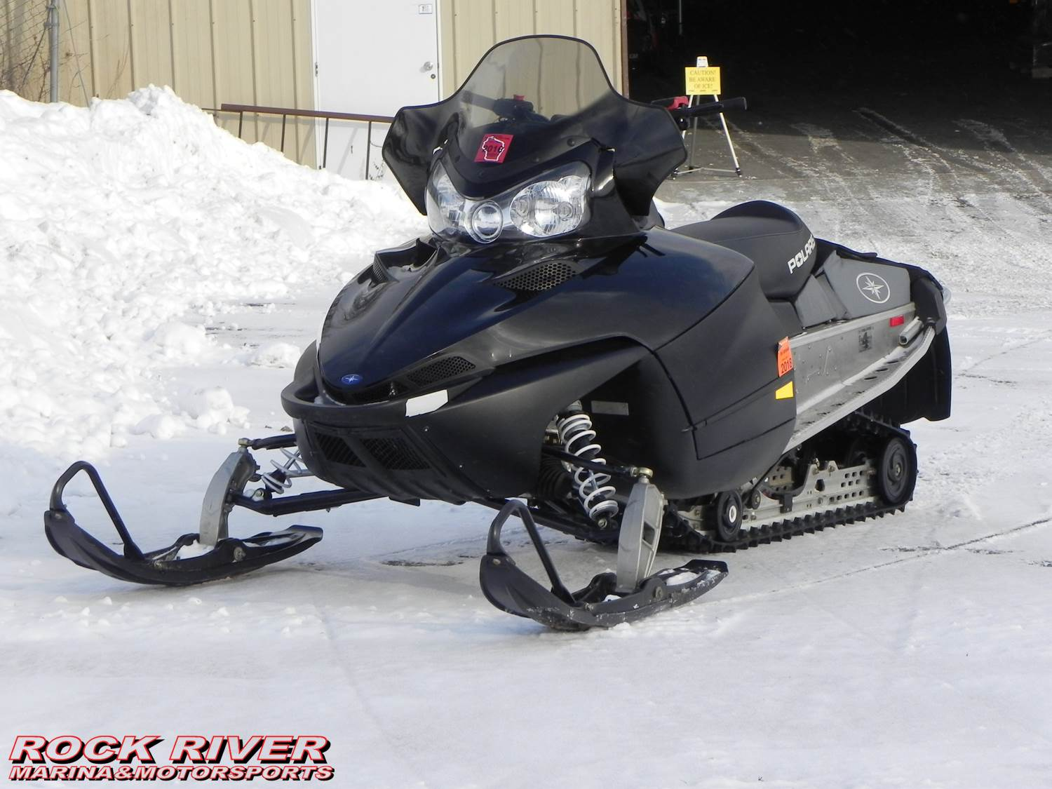 2009 Polaris 600 IQ SHIFT  in Edgerton, Wisconsin