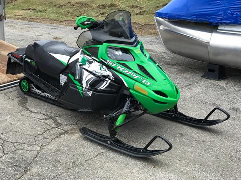 2010 Arctic Cat F8 H.O. Sno Pro® in Edgerton, Wisconsin - Photo 2