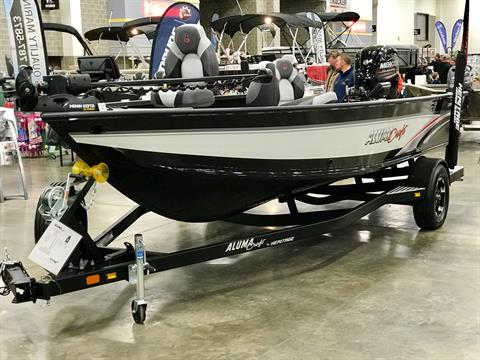 2019 Alumacraft COMP 185 TL in Edgerton, Wisconsin