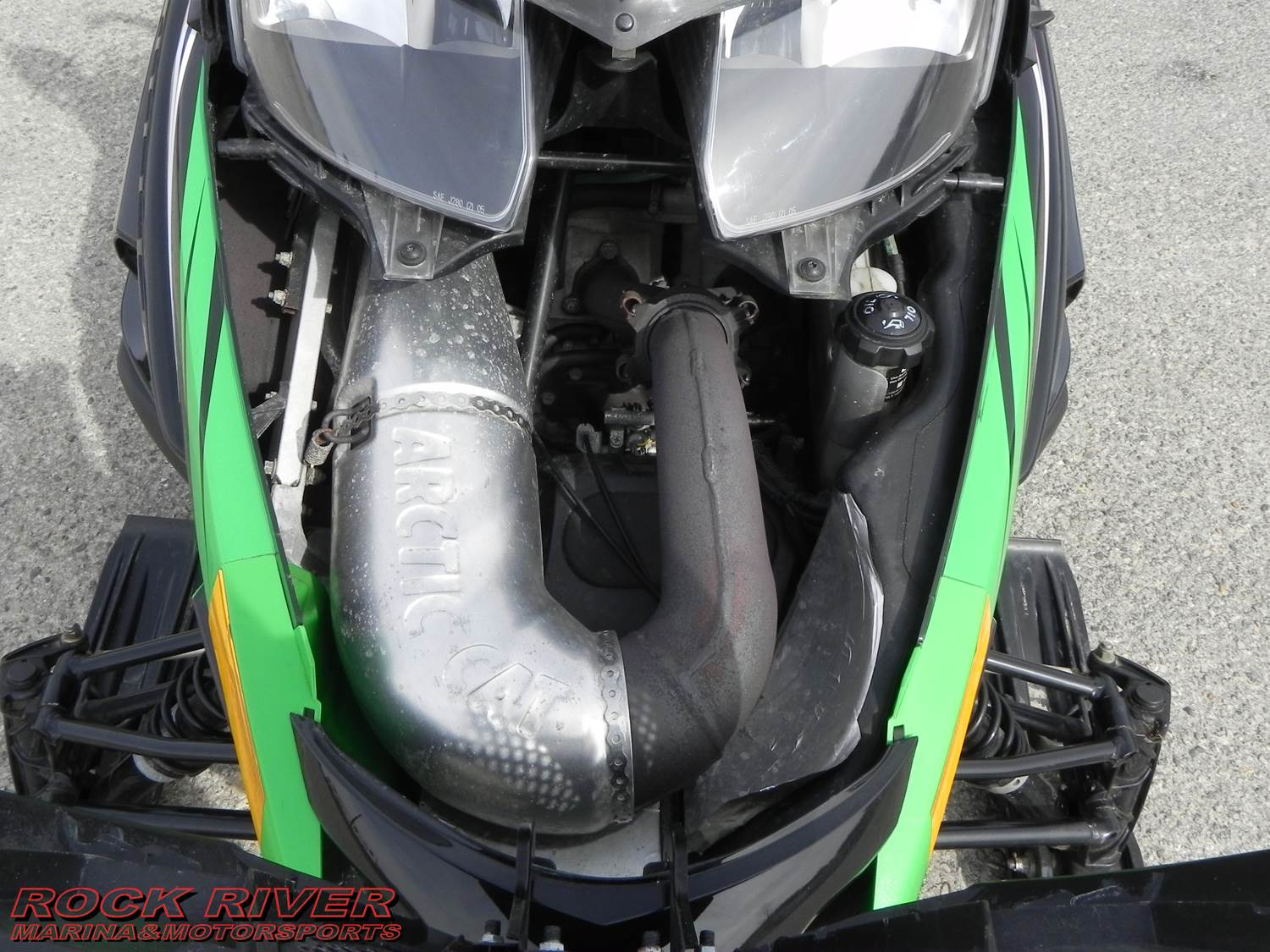 2011 Arctic Cat F5 LXR in Edgerton, Wisconsin