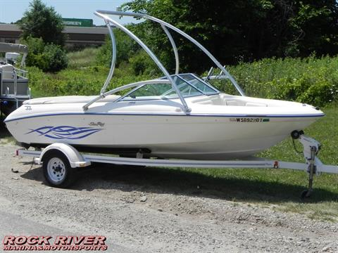 1995 Sea Ray - Manufacturers 185BR in Edgerton, Wisconsin