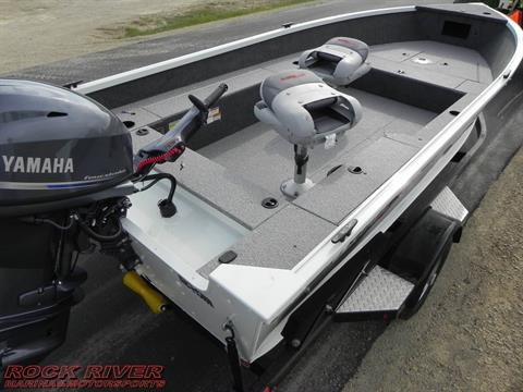 2018 Alumacraft Escape 165 Tiller in Edgerton, Wisconsin - Photo 5