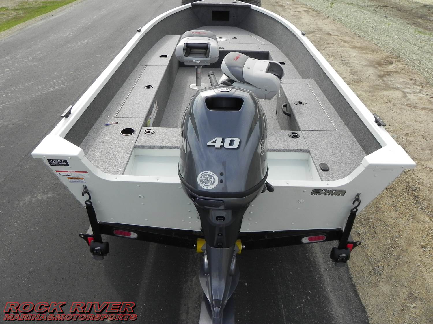 2018 Alumacraft Escape 165 Tiller in Edgerton, Wisconsin - Photo 6