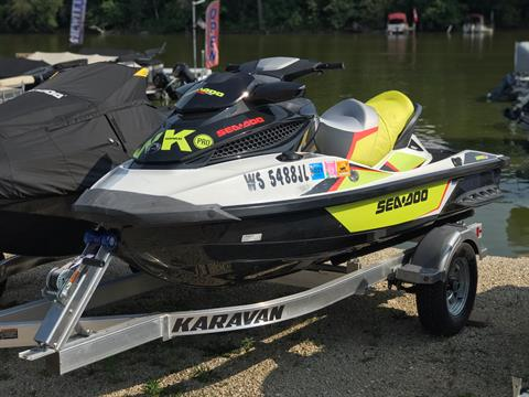 2015 Sea-Doo Wake Pro 215 in Edgerton, Wisconsin