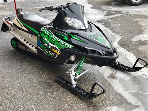 Used 2009 Arctic Cat Crossfire R 1000 Snowmobiles In Edgerton Wi