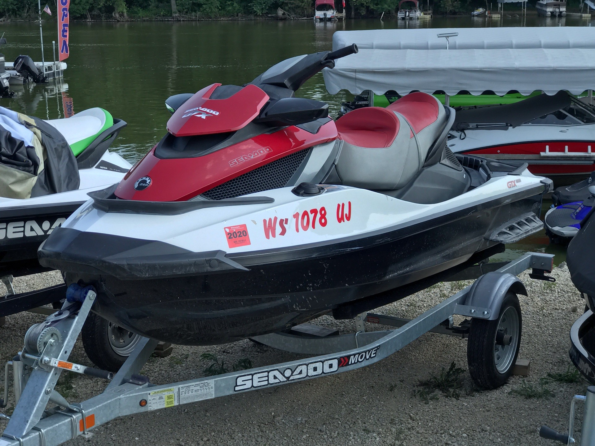 2011 Sea-Doo GTX iS™ 215 in Edgerton, Wisconsin - Photo 1