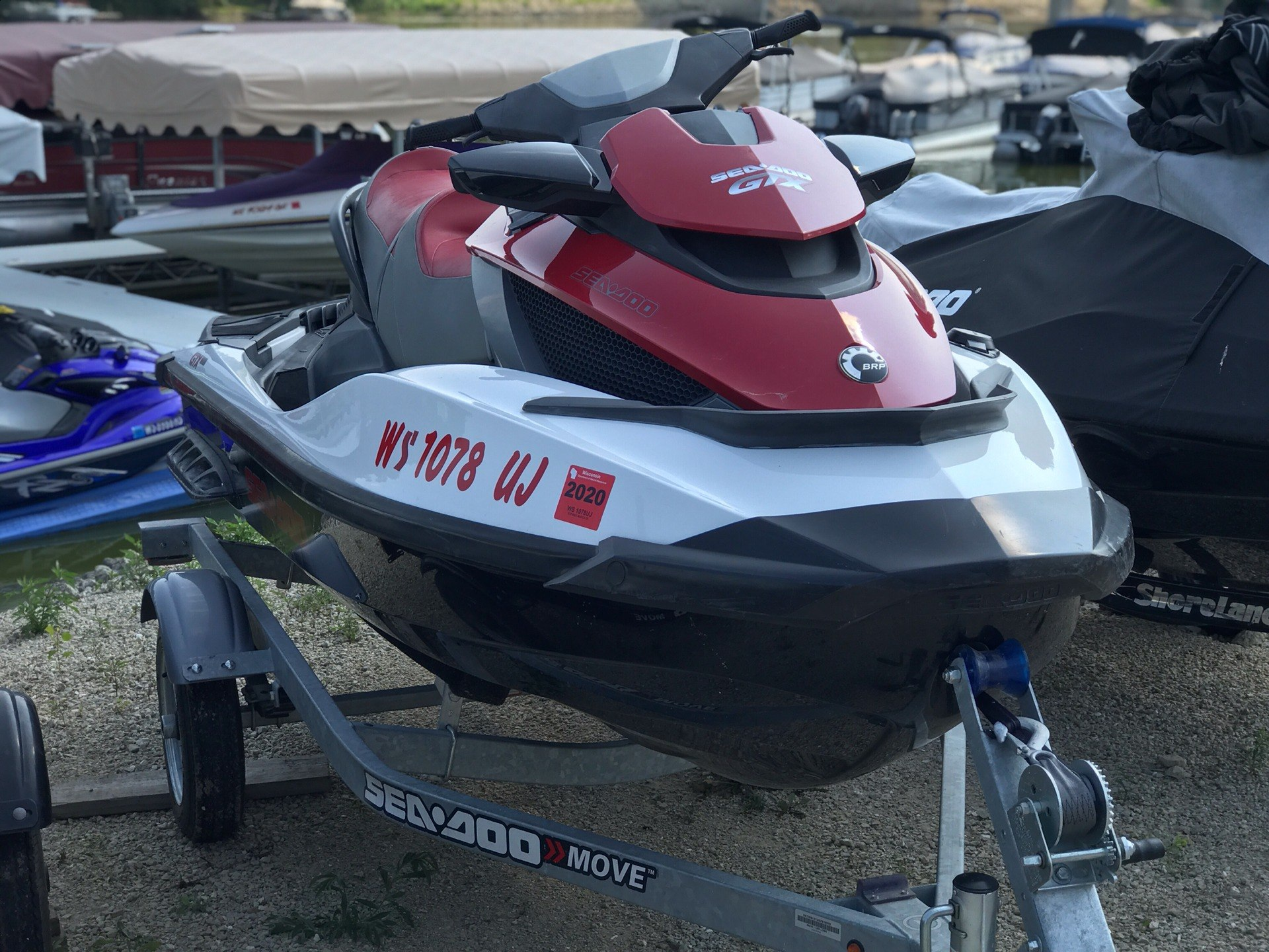 2011 Sea-Doo GTX iS™ 215 in Edgerton, Wisconsin - Photo 2