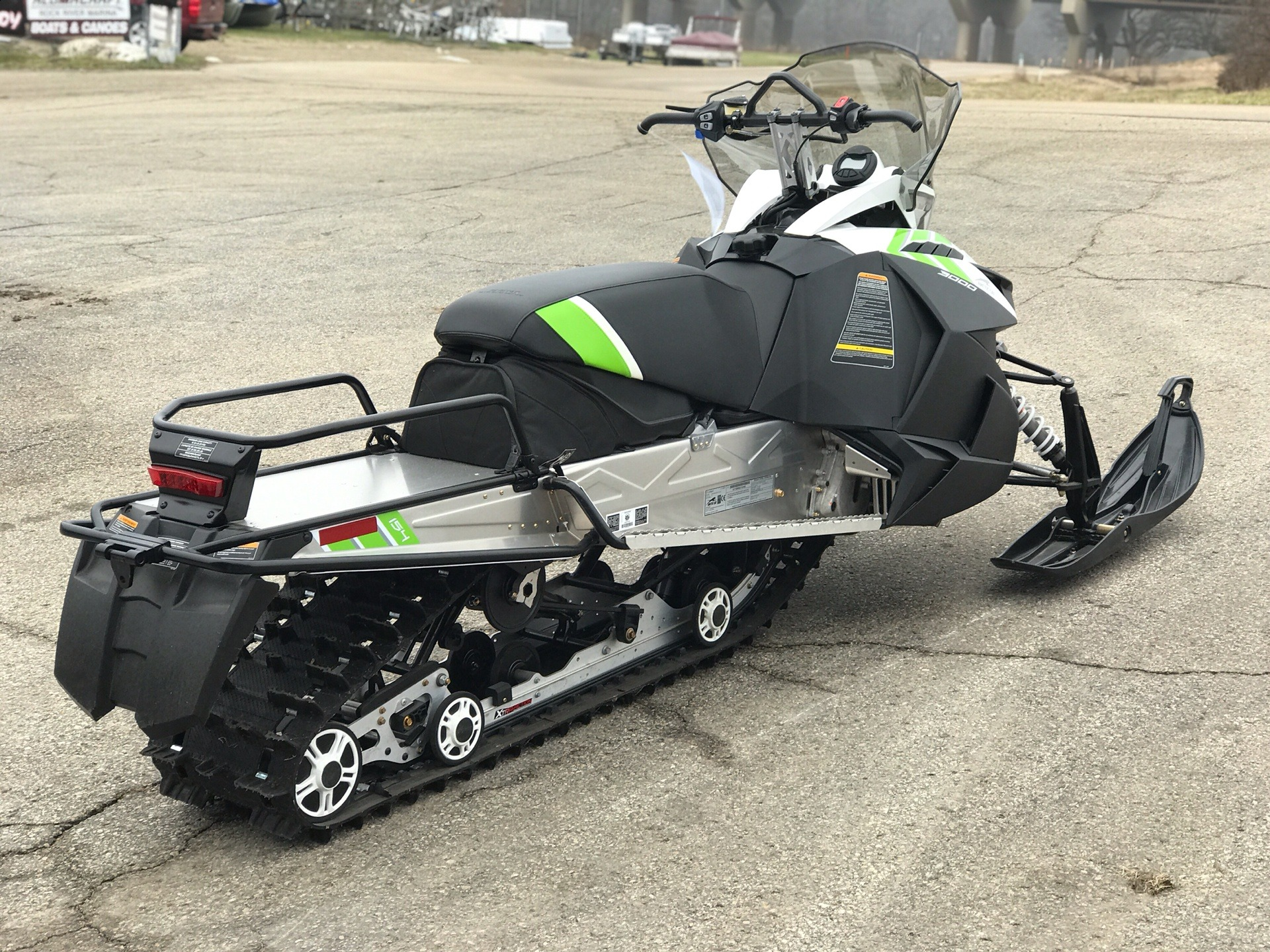 2018 Arctic Cat Norseman 3000 in Edgerton, Wisconsin - Photo 4