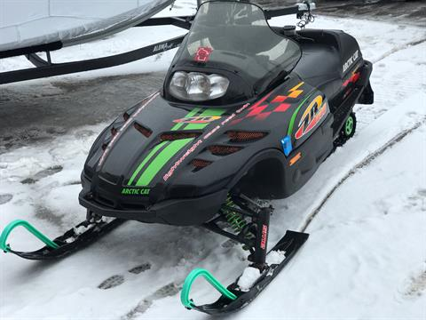 1999 Arctic Cat ZR 600 in Edgerton, Wisconsin