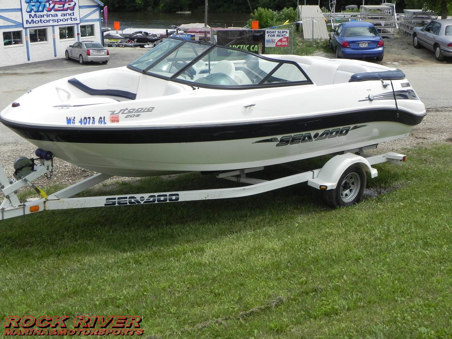 2003 Sea-Doo UTOPIA 205 in Edgerton, Wisconsin