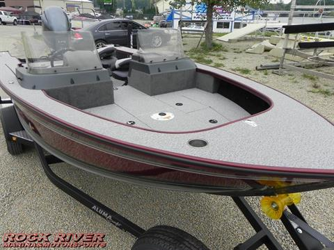 2018 Alumacraft T Sport DB 185 in Edgerton, Wisconsin