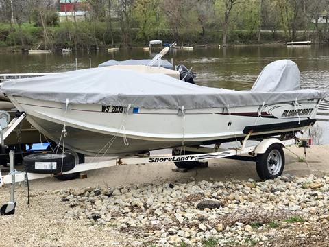 2003 Alumacraft LUNKER 165LTD in Edgerton, Wisconsin - Photo 8