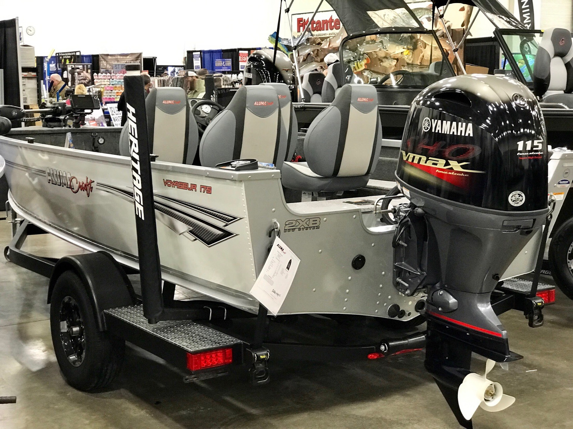 2019 Alumacraft VOY 175 CS in Edgerton, Wisconsin