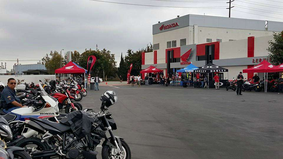 2015 Honda Power Equipment EU7000iS in Carson, California