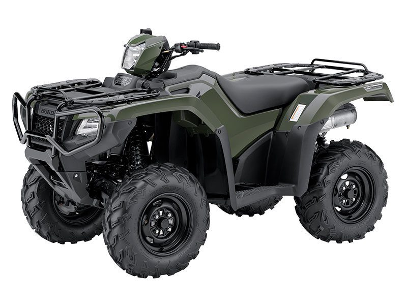 2015 Honda FourTrax® Foreman® Rubicon® 4x4 in Carson, California