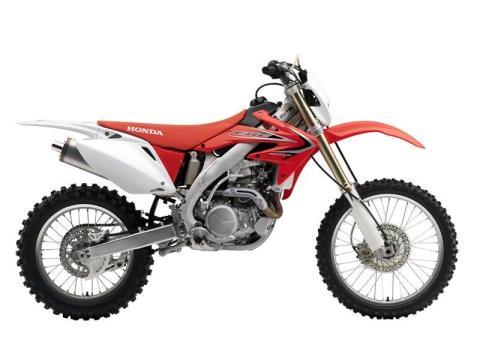 2016 Honda CRF450X in Carson, California