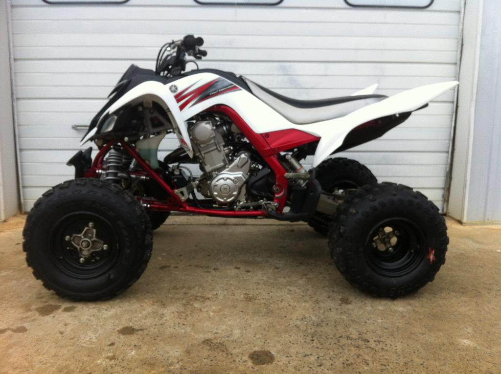 2009 Yamaha Raptor 700R for sale 27697