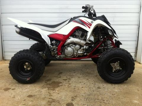 2009 Yamaha Raptor 700R in Sanford, North Carolina