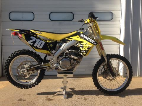 2014 Suzuki RM-Z450 in Sanford, North Carolina