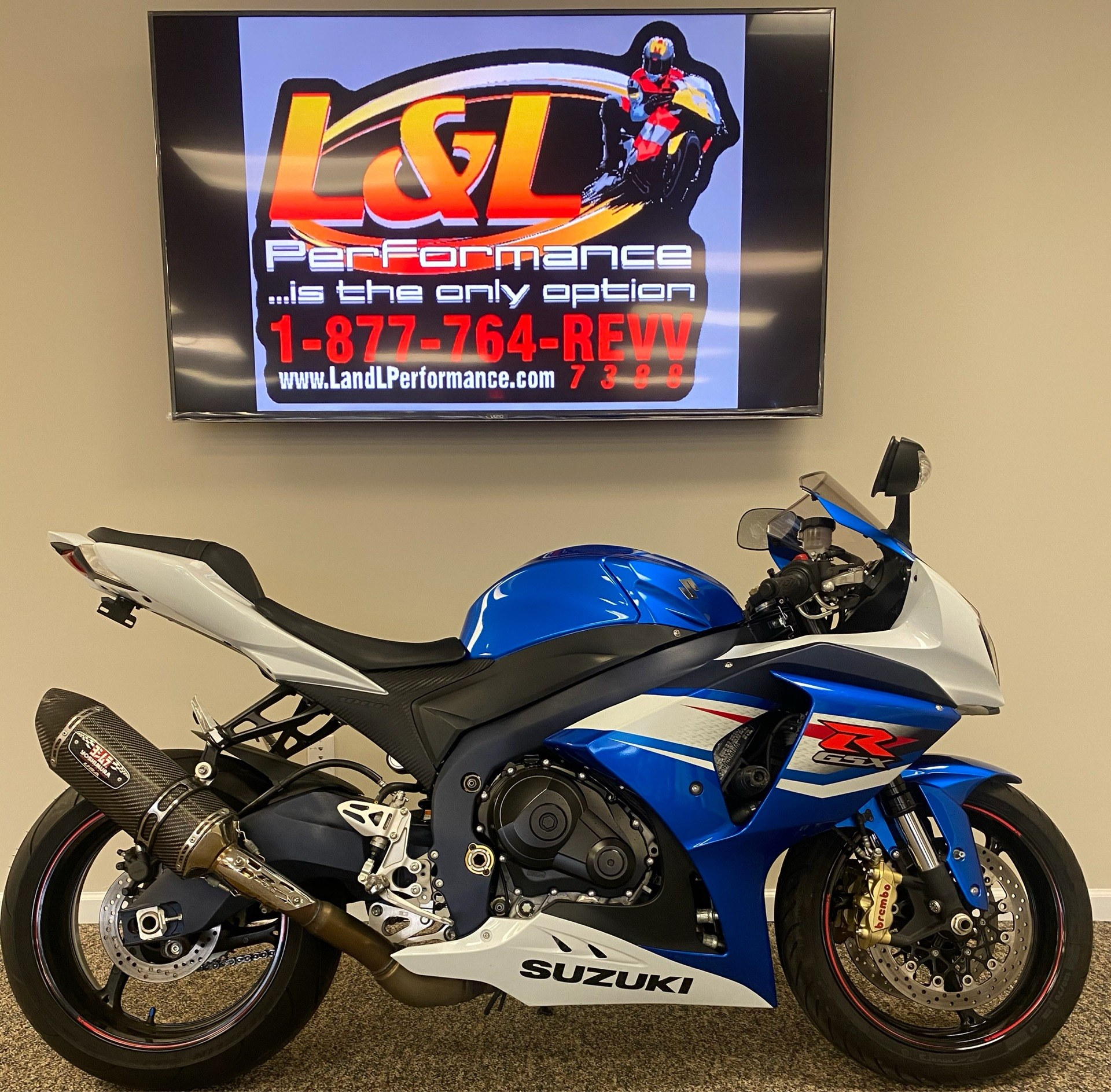 2012 Suzuki GSX-R1000™ in Cary, North Carolina - Photo 1