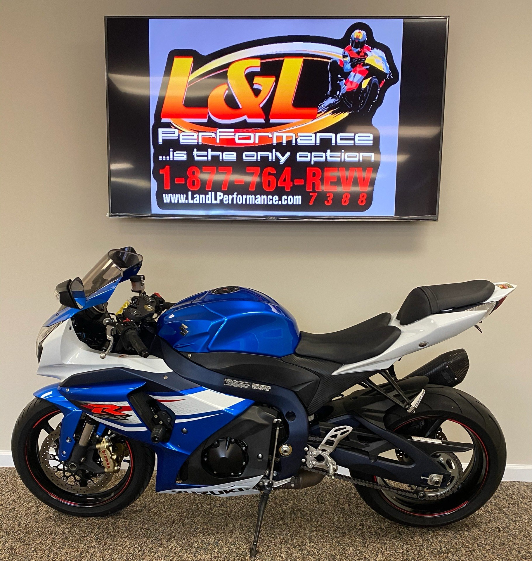 2012 Suzuki GSX-R1000™ in Cary, North Carolina - Photo 3