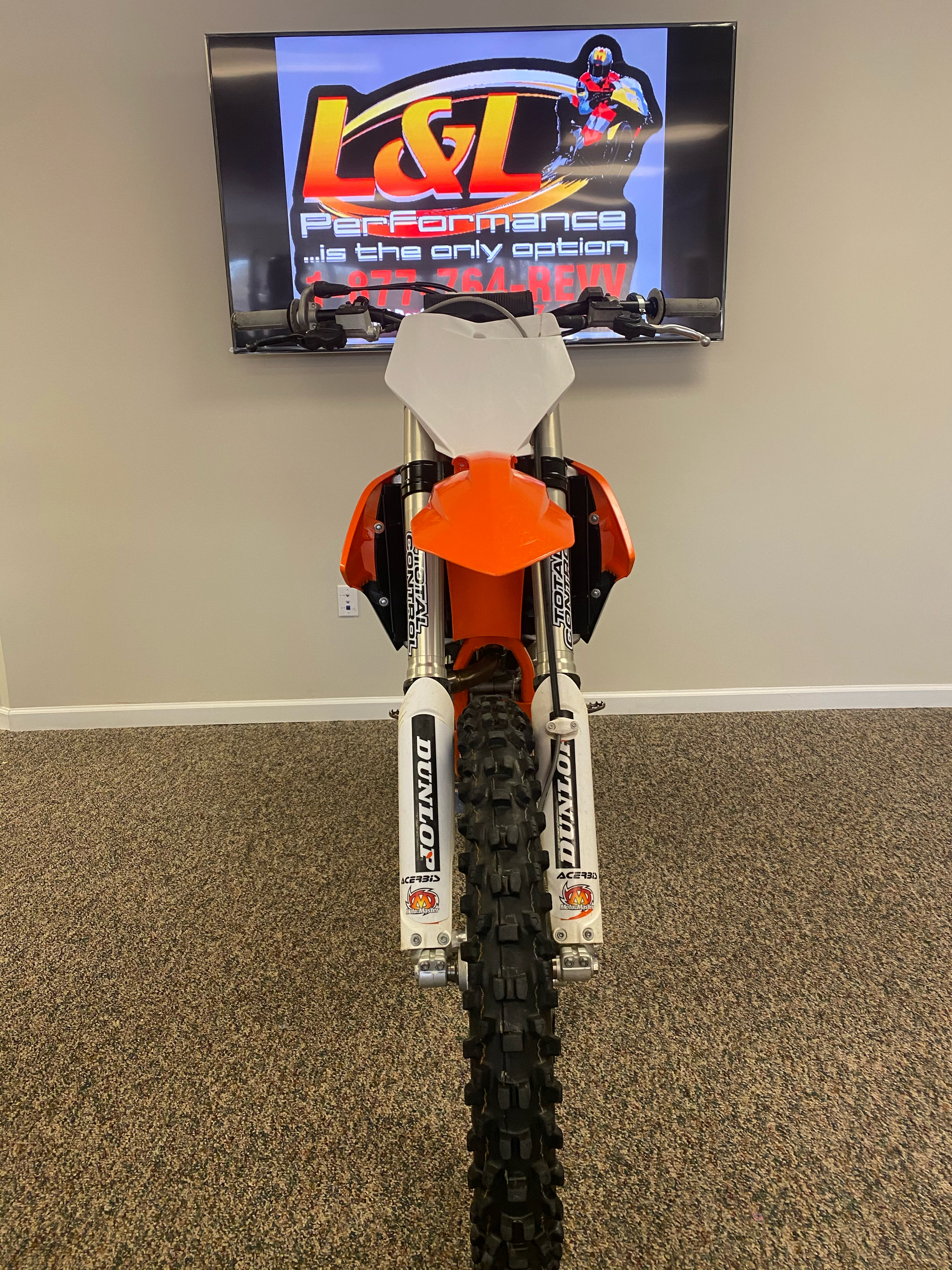 2018 KTM 450 SX-F in Cary, North Carolina - Photo 2