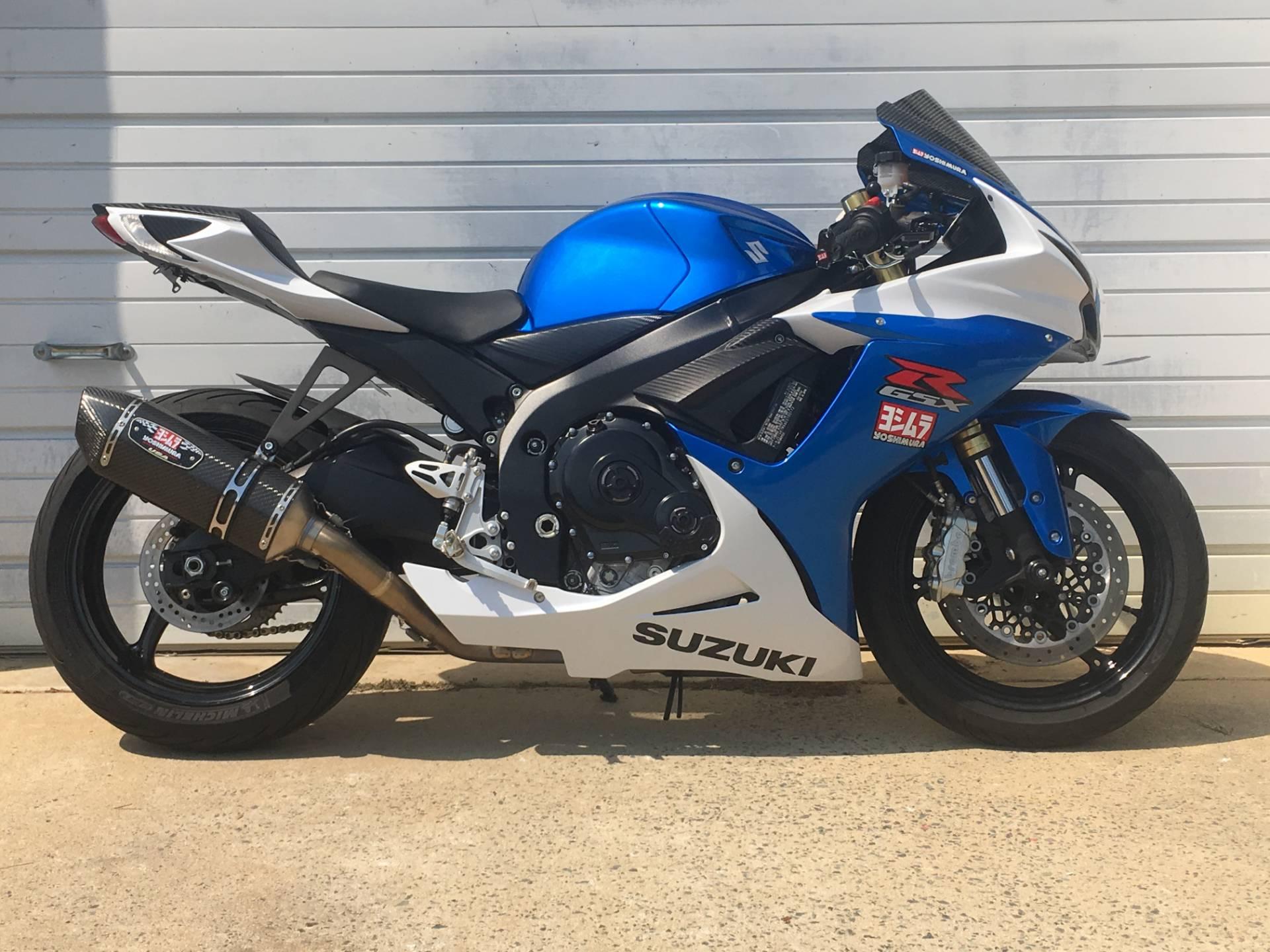 Used 2013 Suzuki GSX R750™ Motorcycles in Sanford NC