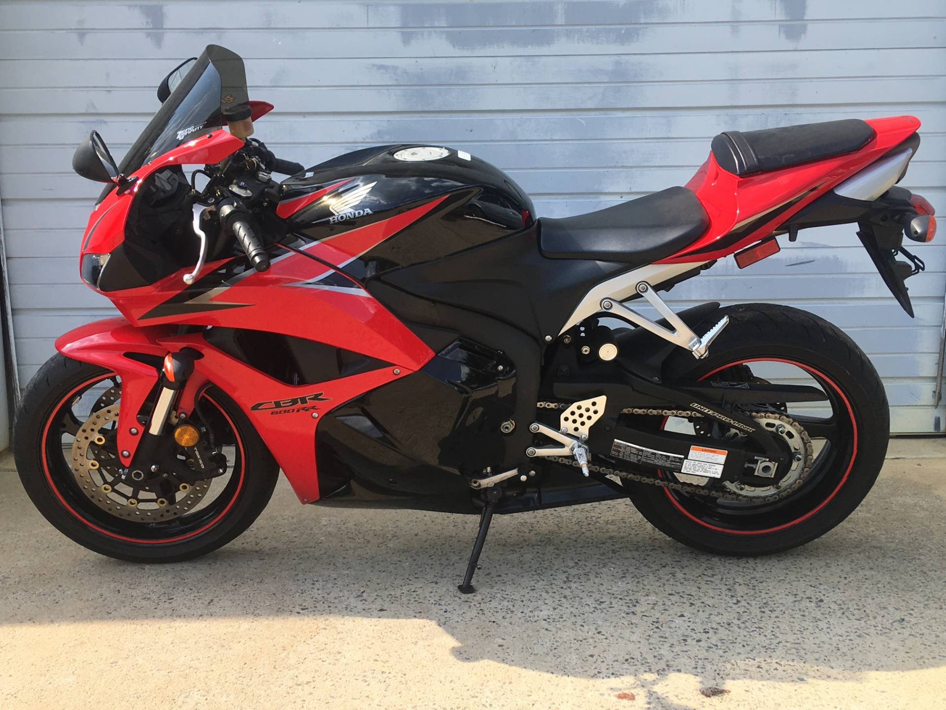 2009 Honda CBR®600RR in Sanford, North Carolina