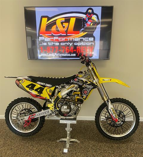 2013 Suzuki RM-Z450 in Cary, North Carolina