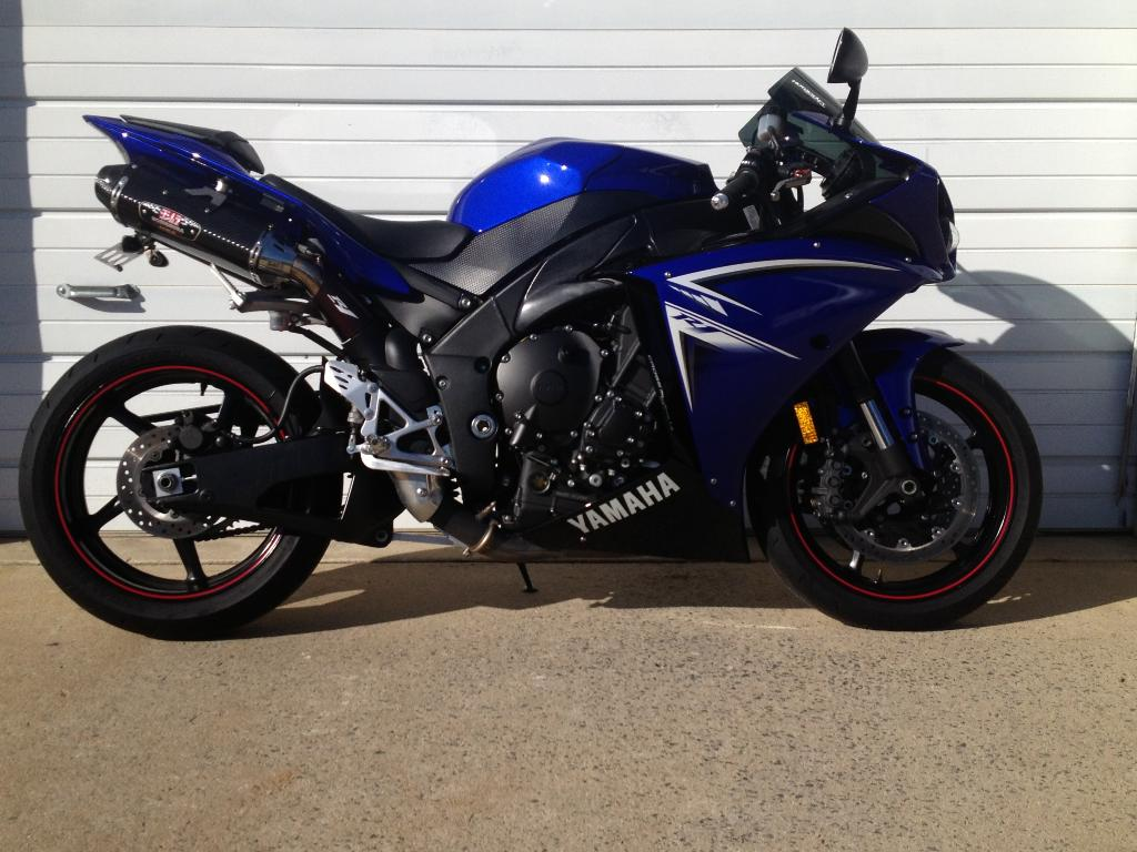 2011 Yamaha YZF-R1 for sale 41444