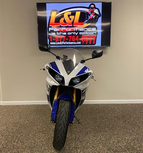 2014 Yamaha YZF-R1 in Cary, North Carolina - Photo 2