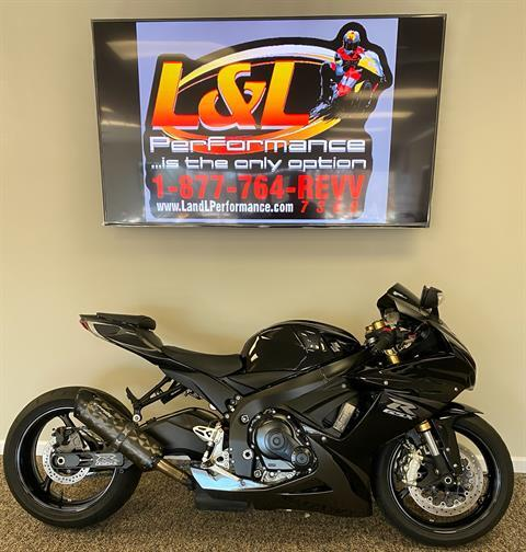 2013 Suzuki GSX-R750™ in Cary, North Carolina - Photo 1