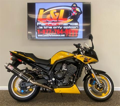 2003 Yamaha FZ1 in Cary, North Carolina - Photo 1