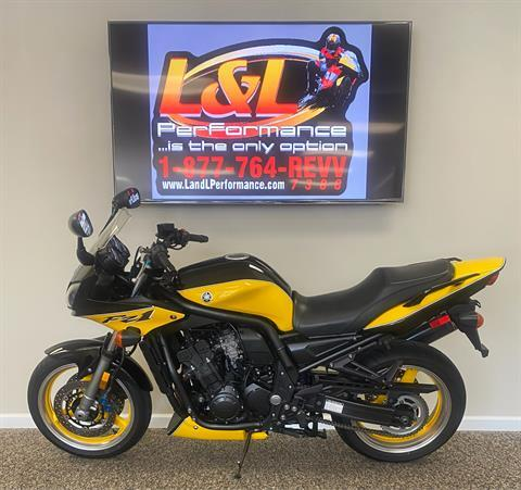2003 Yamaha FZ1 in Cary, North Carolina - Photo 3