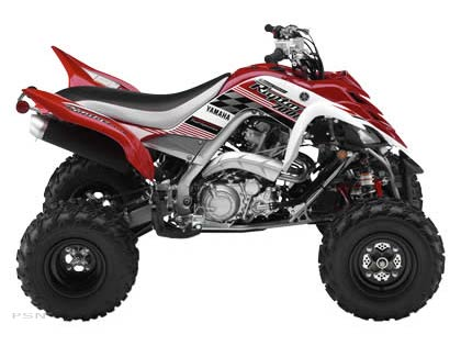 2008 Yamaha Raptor 700R SE in Sanford, North Carolina