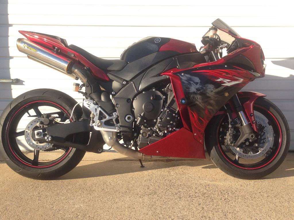 2011 Yamaha YZF-R1 for sale 41928