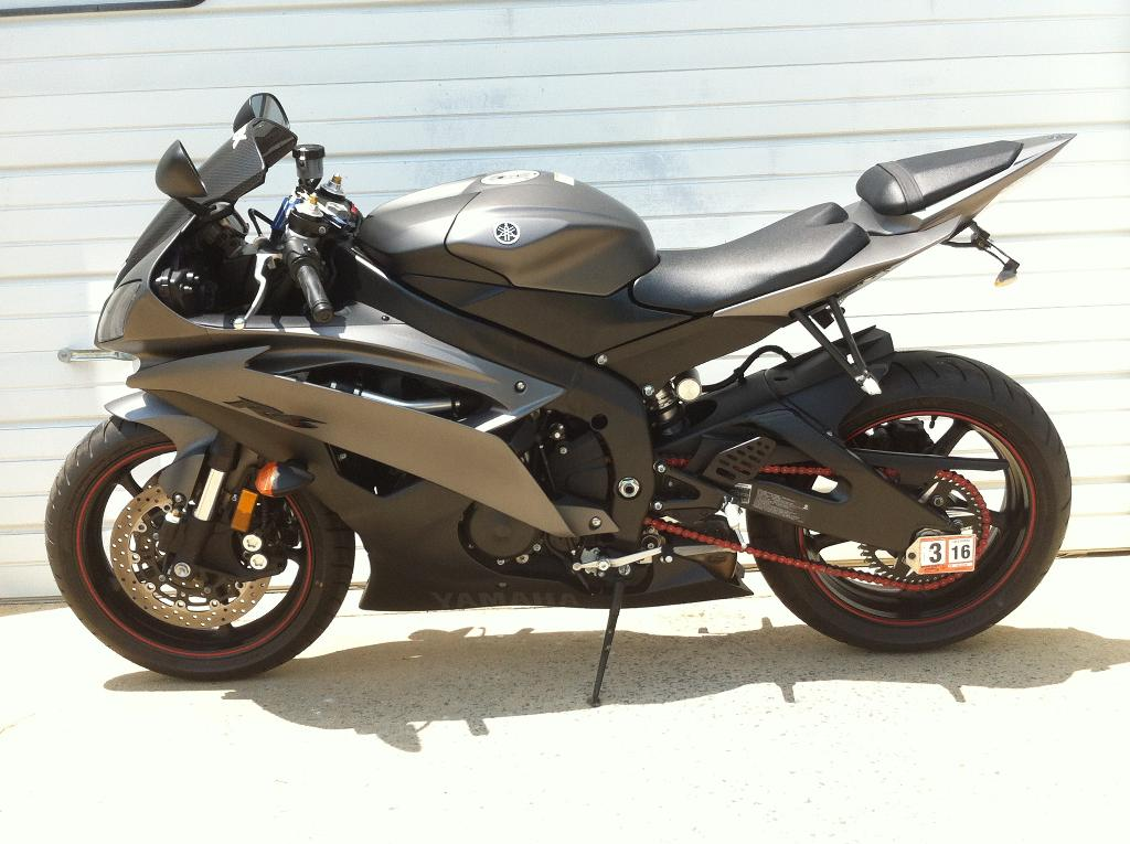 2013 Yamaha YZF-R6 in Sanford, North Carolina - Photo 3