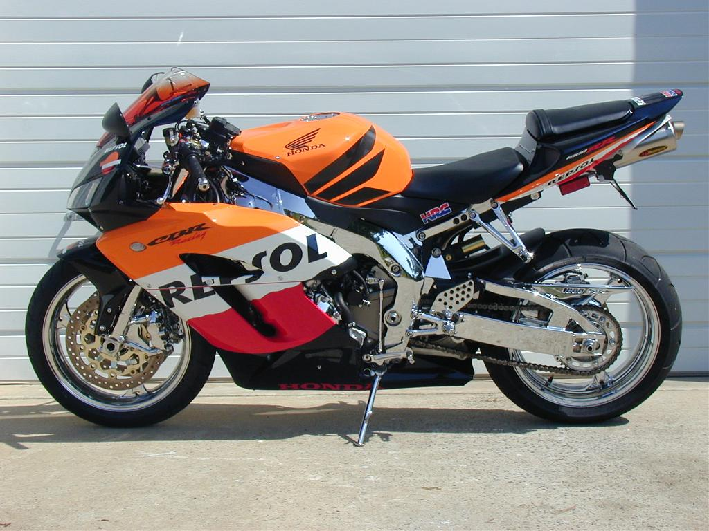 Used 2005 Honda Cbr1000rr Repsol Motorcycles In Sanford Nc Stock